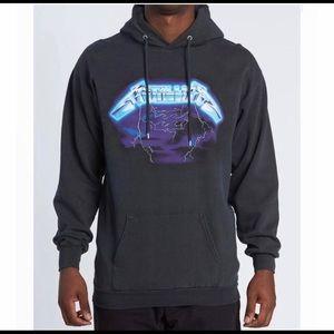 Pullover sweater billabong Metallica XL